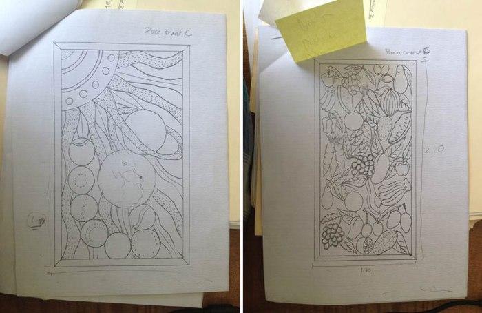 AFH-Haiti_2014-07-18_Argentine-artisans-sketches_Natalie-Desrosiers_900