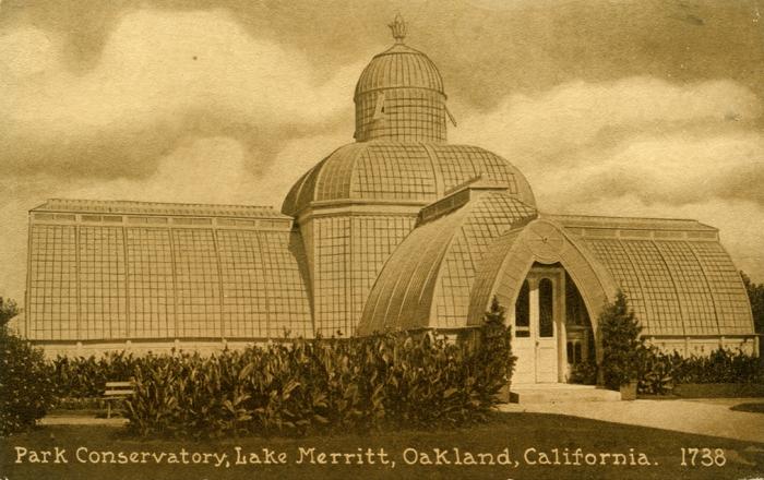Park Conservatory, Lake Merritt, Oakland, California
